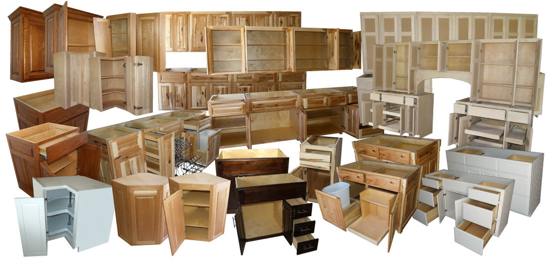 All Cabinets Are Completely Customizable With Any Feature Or Design You  Desire