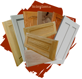 Cabinet Doors & Drawer Fronts - Ohio Amish Cabinets