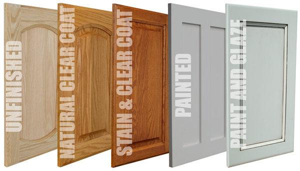 Beau We Offer An Array Of Finishing Options For Our Cabinetry Items