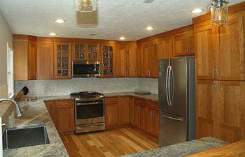 Ohio Amish Cabinet - Amish Cabinets, Kitchen Cabinets ...